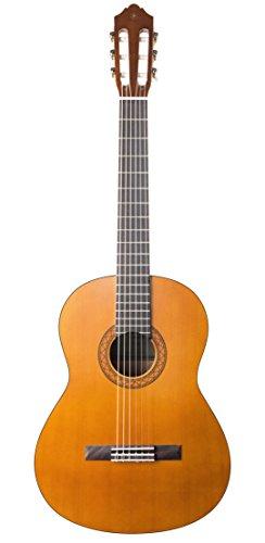 Yamaha C40II Konzertgitarre natur – Hochwertige Akustikgitarre für Einsteiger in klassischem Design – 4/4 Gitarre aus Holz