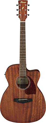 IBANEZ PF-Serie Westerngitarre inkl. Pickup & Preamp - Open Pore Natural (PC12MHCE-OPN)