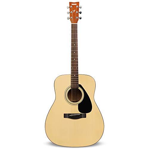 Yamaha F310 Westerngitarre natur - Hochwertige Dreadnought-Akustikgitarre für Erwachsene & Jugendliche - 4/4 Gitarre aus Holz