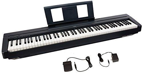 Yamaha Stage-Piano P 45 B P-45 Digitalpiano NEU