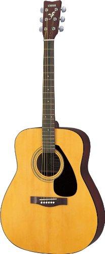 Yamaha F310P Akustik Westerngitarre natur (inkl. Gigbag, Gurt, Stimmpfeife, Saiten, 3 Plecs, Saitenkurbel, Capodasto)