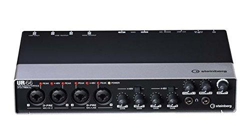 Steinberg UR44 Audio Interface (4x XLR/6,35mm, USB 2.0)