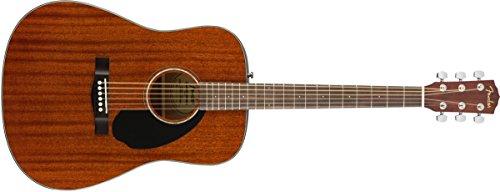 Fender CD-60S Dreadnought All-Mahogany
