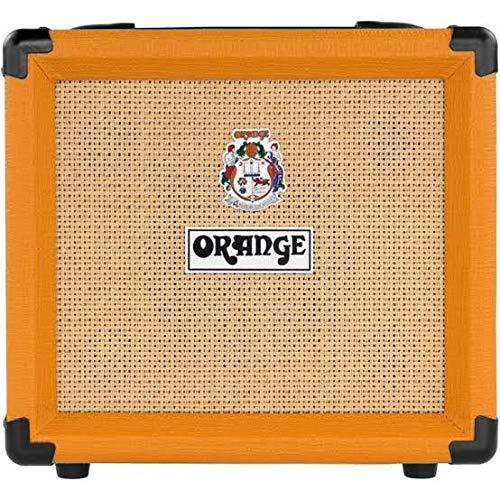 Orange Crush 12 Combo-Gitarrenverstärker 1 Kanal 6 Zoll 20 W, Orange